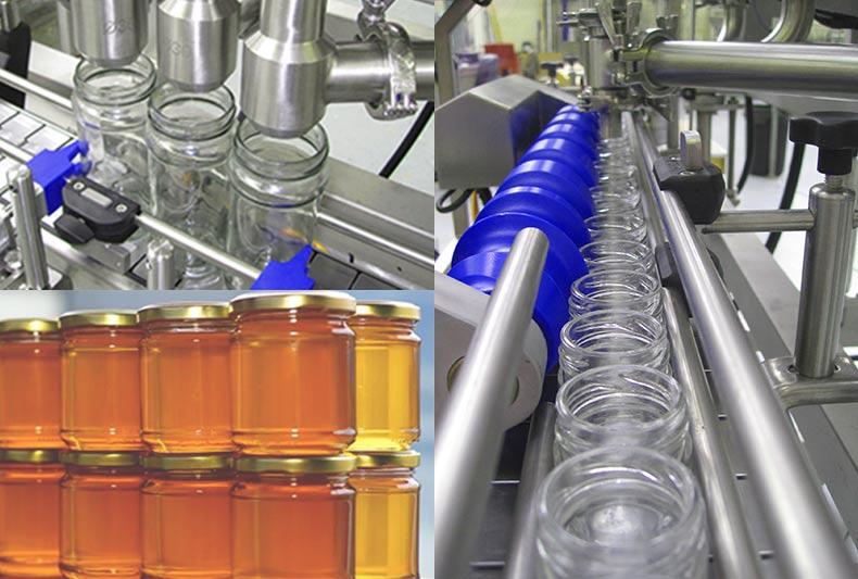 قیمت دستگاه پرکن عسل